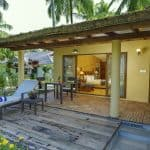 Sitaram Beach Retreat Luxury-Cottages Veranda1