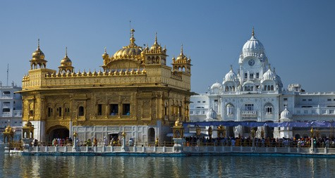 Amritsar, Goldener Tempel