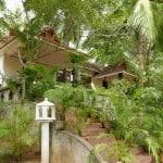 Bethsaida Hermitage Modern Kerala House Ansicht