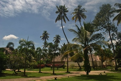 Carnoustie Ayurveda & Wellness Resort Garten1
