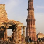 Delhi, Qutb Minar