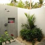 Erandia Marari Ayurveda Beach Resort Badezimmer