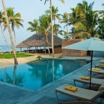 Erandia Marari Ayurveda Beach Resort Swimming Pool