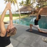 Erandia Marari Ayurveda Beach Resort Yoga
