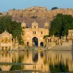 Jaisalmer, Gadi Sagar Gate