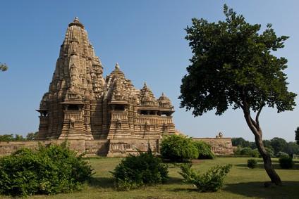 Khajuraho, Kandariya Mahadevi Tempel