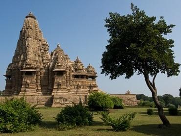 Rundreisae Indien Kandanya Mahadeva Temple in Khajuraho