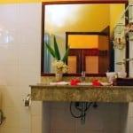 Lotus Villa Badezimmer