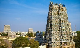 Indien Madurai