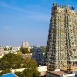 Madurai, Meenakshi Tempel