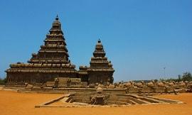 Indien Mahabalipuram