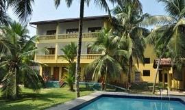 Muthumuni Ayurveda River Resort Garten