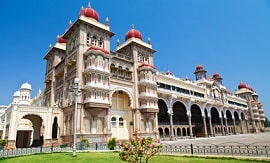 Indien Mysore palace