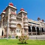 Mysore, Palast