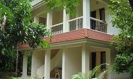 Nagarjuna Ayurvedic Centre Unterkunft