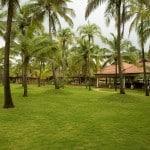 Nattika Beach Resort Blick zum Restaurant