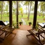 Nattika Beach Resort Deluxe Villa Veranda