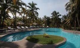 Nattika Beach Resort Swimming Pool 4