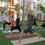Privilege Ayurveda Beach Resort Yoga