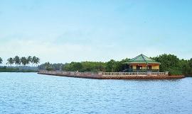 Rajah Island Resort Ansicht