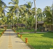 Sitaram Beach Retreat Garten5