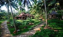 SomatheeramAyurvedic Health Resort Garten