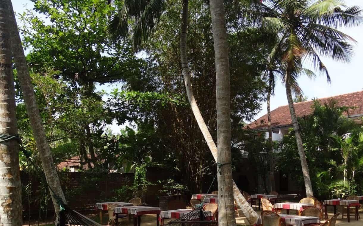 The Beach Restaurant Muscat
