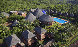 SwaSwara Beach Resort Ansicht 1