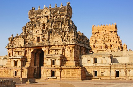 Tanjore, Brihadishvara Tempel