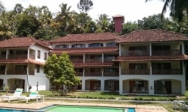 The Travancore Heritage Premium Mansion