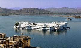 Indien Udaipur Lake Palace