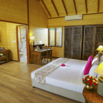 Sitaram Beach Retreat Ausstattung Wooden-Cottages1