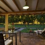 Sitaram Beach Retreat Luxury-Cottages Veranda2
