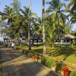 Sitaram Beach Retreat Weg zum Strand