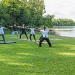 Roman Lake Ayurveda Resort Yoga 2