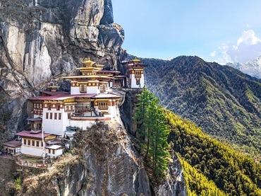 Taktshang Kloster Bhutan