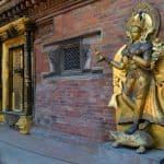 Bhaktapur_Goldenes Tor Palast