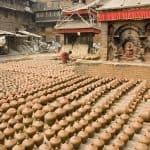 Bhaktapur_Potter´s Square