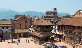 Bhaktapur-Taumadhi Square