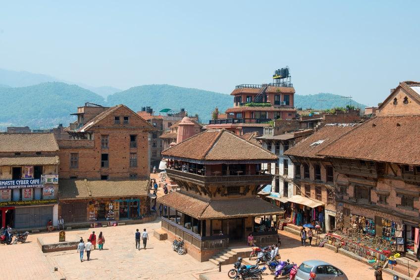 Bhaktapur Taumadhi Square