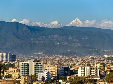 Kathmandu Übersicht