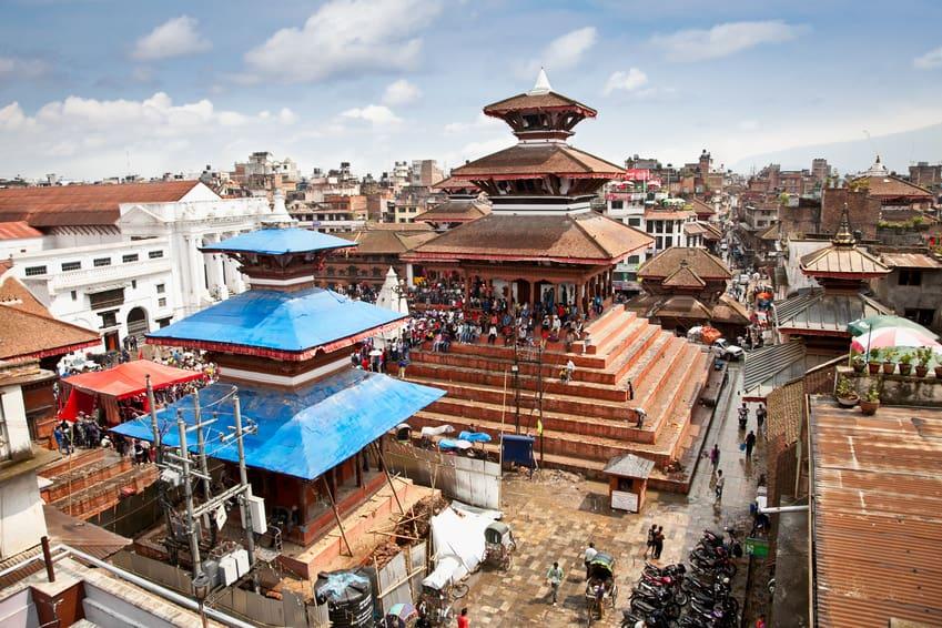 Patan-Lalitpur-Durbar Square