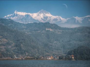 Pokhara Phewa See