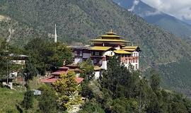 Bhutan, Tashigang