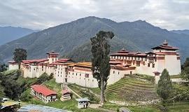 Bhutan, Tongsa