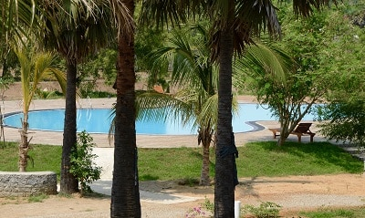 Shakti Vani Ayu Swimmingpool