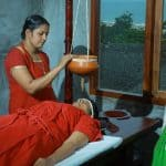 Cliffview Ayurveda Retreat_Behandlung2