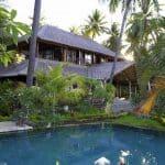 Prana Veda Sanctuary Bali Garten1