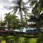 Prana Veda Sanctuary Bali Garten2