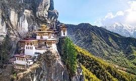 Rundreise Bhutan